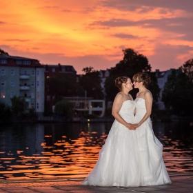 Hochzeitsshooting Berlin Köpenick