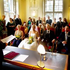 Hochzeit Trauung Standesamt Schöneberg