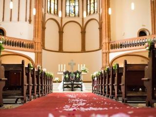 Hochzeit Kirche Gethsemane Berlin Mitte - lesbische Hochzeit - Mike Bielski Hochzeitsfotografie
