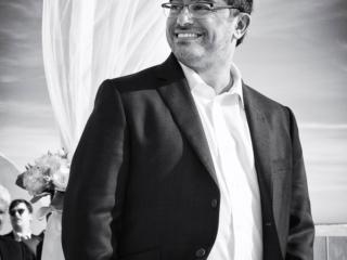 Portrait Hochzeit Reportage Schwarzweiß Hochzeitsfotograf Mike Bielski